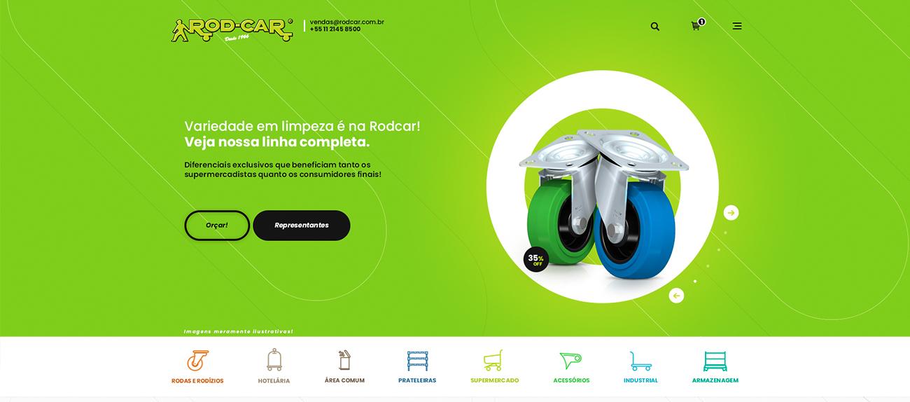 Portal de Orçamento Rodcar Rodas e Rodízio